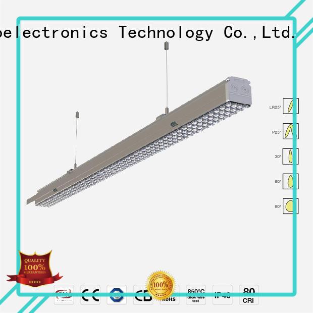 beam trunk retrofit installation Dolight LED Panel Brand linear light fixture supplier