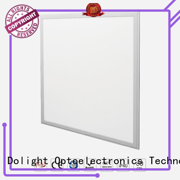 Dolight LED Panel high quality suspended ceiling led panels wholesale for offices