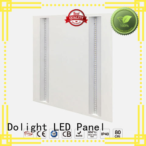 Dolight LED Panel module grille led panel factory for showrooms