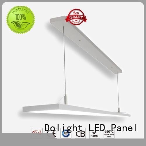 linear light panel office Dolight LED Panel Brand linear pendant lighting supplier