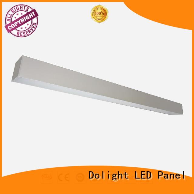 High-quality linear led pendant light opal supply for corridor
