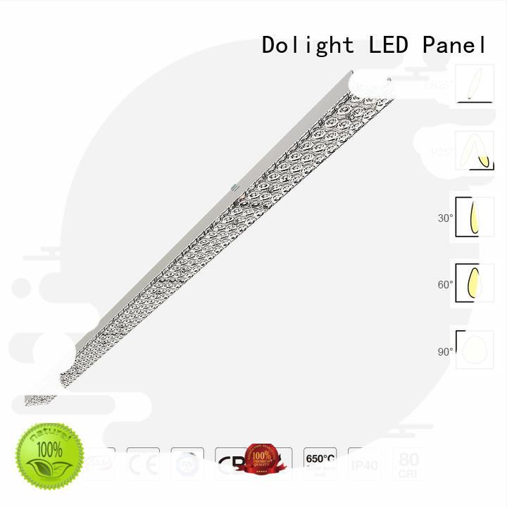 Dolight LED Panel Best trunking light manufacturers for supermarket
