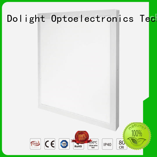 Dolight LED Panel cost led flat panel ceiling lights suppliers for motels