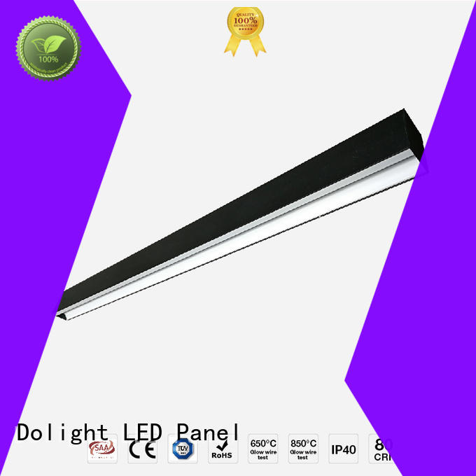 high quality linear led light fixture diffuser supplier for office