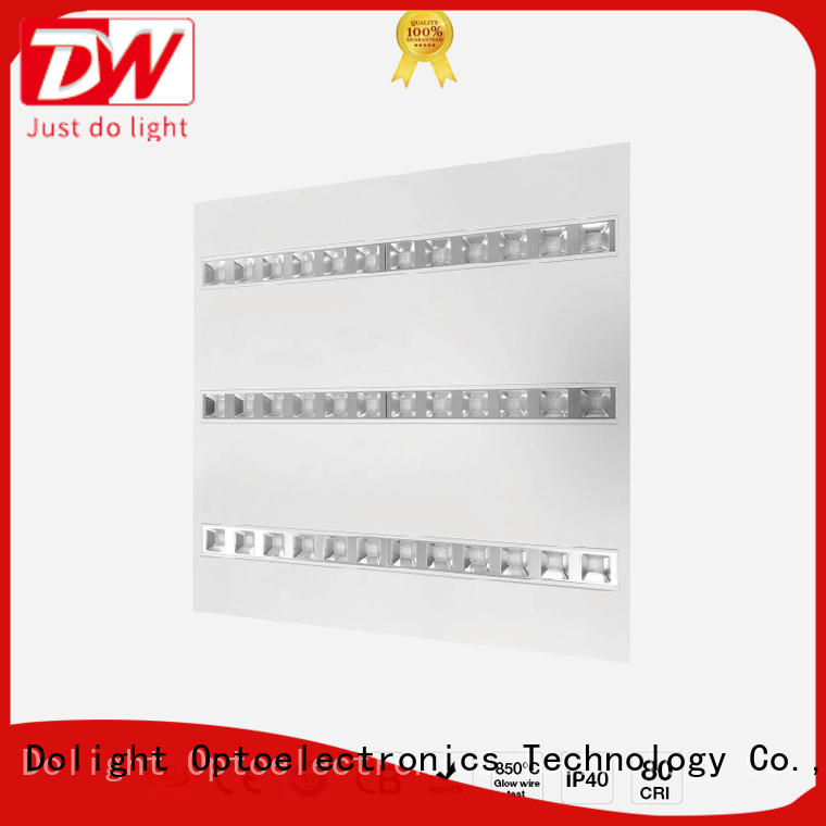 Dolight LED Panel changeable led panel lights supplier for showrooms