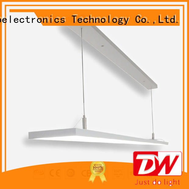 pendant linear pendant light fixtures library for library Dolight LED Panel
