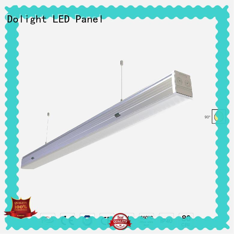 Dolight LED Panel pro linear light fixture factory for corridors