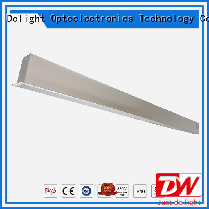 Dolight LED Panel Wholesale linear recessed lighting for business for school
