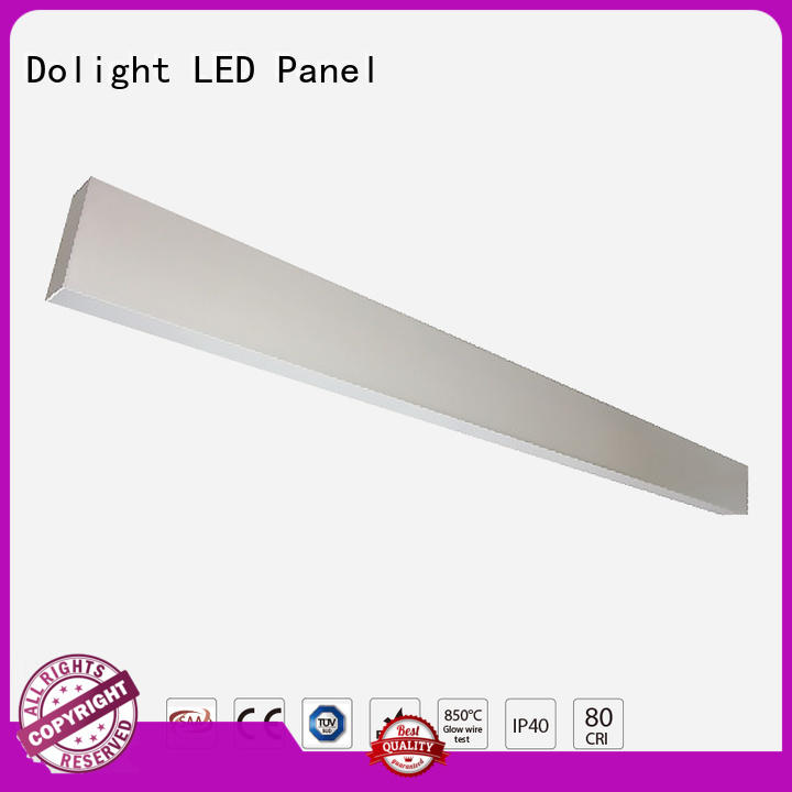 Dolight LED Panel Best linear suspension lighting suppliers for office