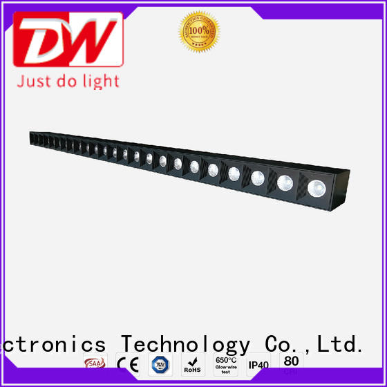 Dolight LED Panel optional recessed linear led lighting factory for home