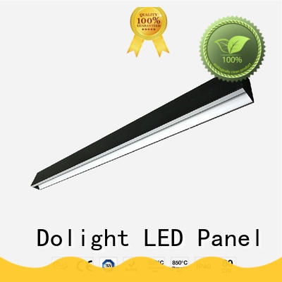Dolight LED Panel recessed linear led light fixture manufacturers for shops