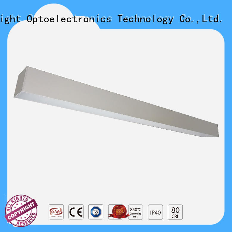 Dolight LED Panel grille aluminium profile for led strip lighting suppliers for corridor