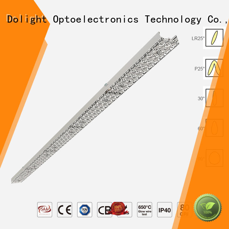 linear lighting systems led linear light fixture Dolight LED Panel Brand