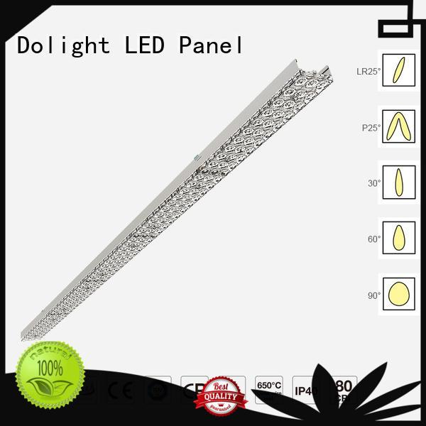 Dolight LED Panel Best linear light fitting supply for corridors