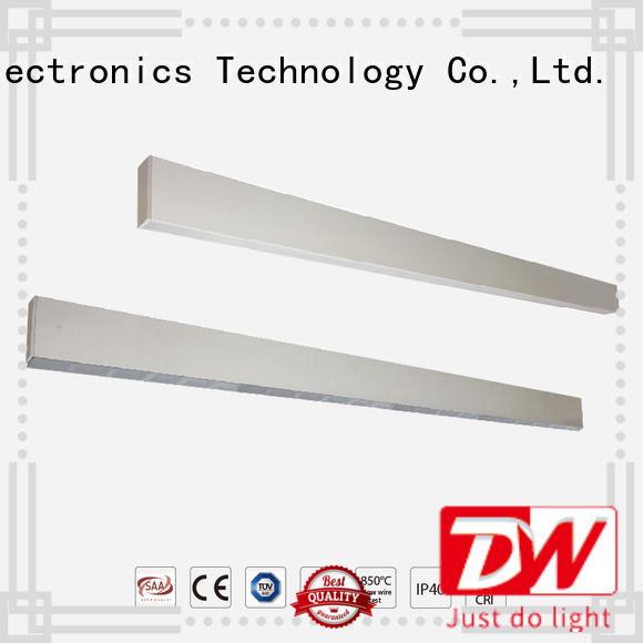 High-quality aluminium profile for led strip lighting lower company for corridor