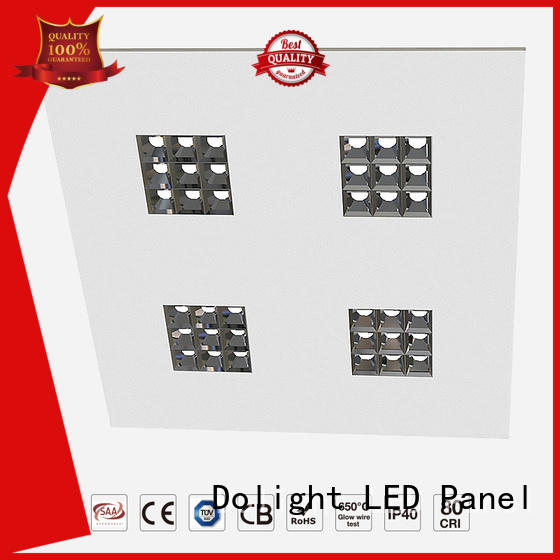 led Custom efficiency reflector grille led panel Dolight LED Panel changeable