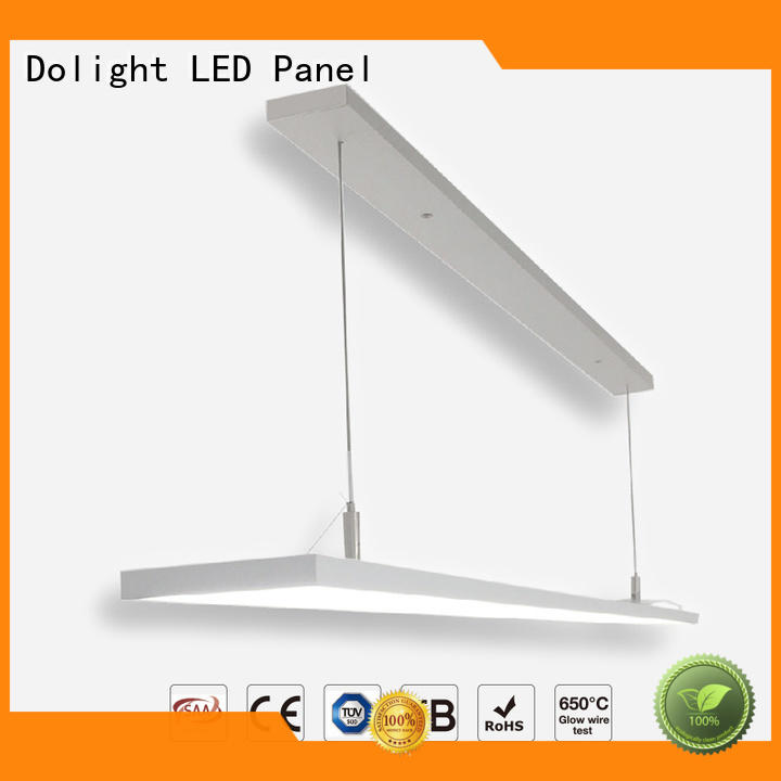 design library linear pendant lighting office Dolight LED Panel Brand