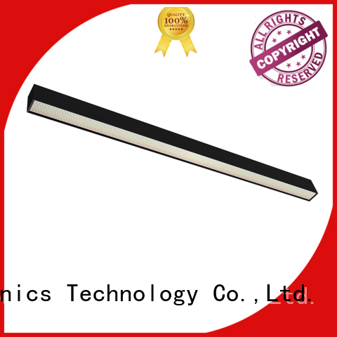 Best recessed linear led lighting led factory for shops