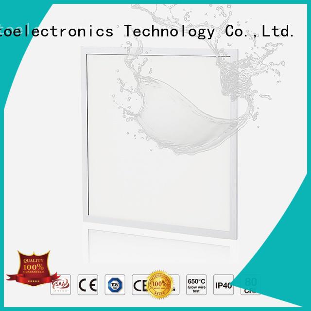 Dolight LED Panel frontside ip65 600x600 led panel manufacturers