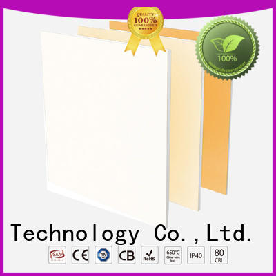 stable tunable white panel manufacturer for retail / shopping