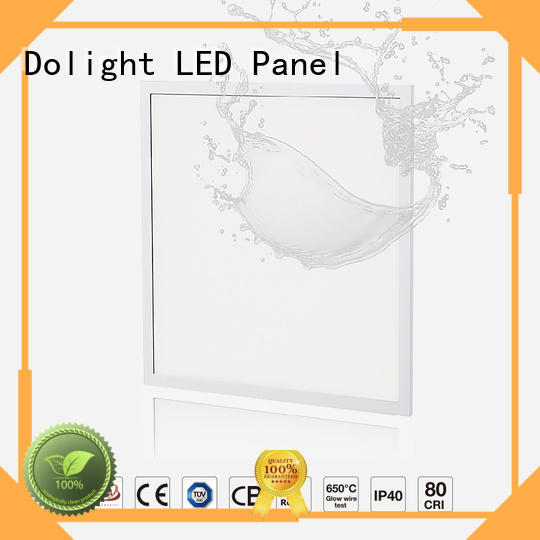 Dolight LED Panel stable commercial led panels supplier for commercial Offices for retail/shopping Malls for clean room/hospital