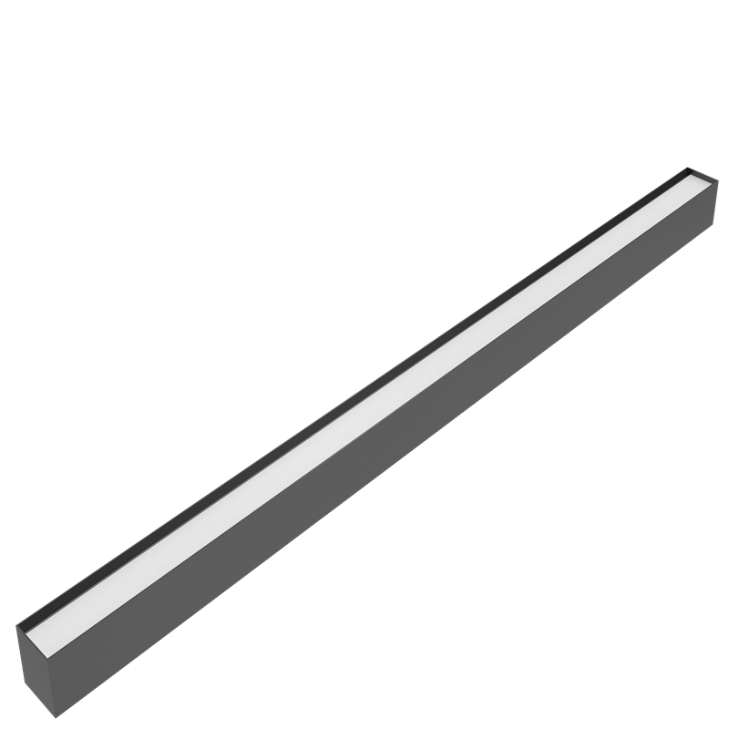 down recessed linear led lighting diffuser for shops Dolight LED Panel
