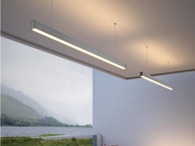stable linear recessed lighting suspension wholesale for shops-16