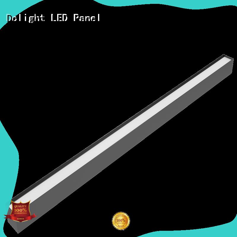 Dolight LED Panel grille linear led pendant light manufacturers for shops
