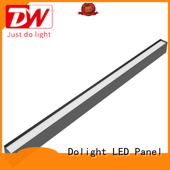 Custom recessed linear led lighting linear company for corridor