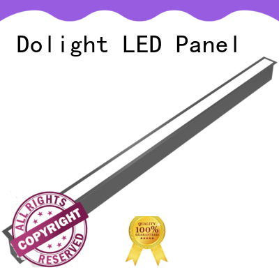 Dolight LED Panel Custom led linear suspension lighting for business for school