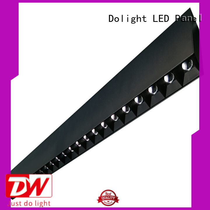 Dolight LED Panel wall led linear pendant light company for shops