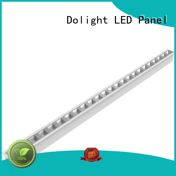 Dolight LED Panel Best linear suspension lighting company for shops