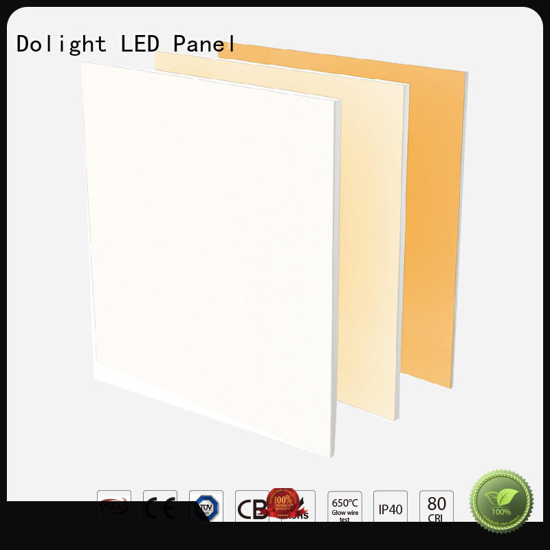 classic cct control led panel light online light Dolight LED Panel Brand
