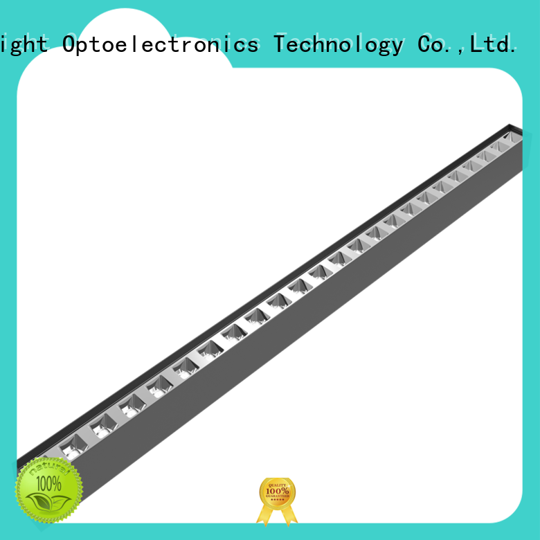 Dolight LED Panel Top suspended linear led lighting for business for corridor
