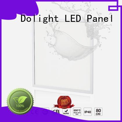 Dolight LED Panel Brand panel frontside ip65 led panel hospital factory