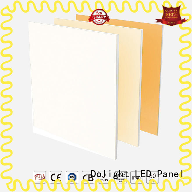 High-quality recessed led panel light control supply for conference