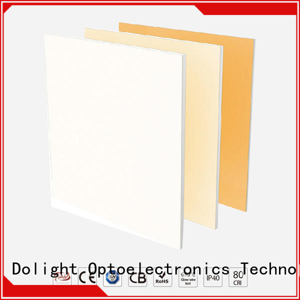 Dolight LED Panel classic tunable white panel tunable for conference