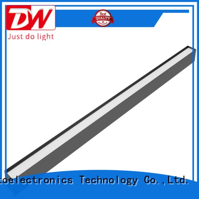 stable linear recessed lighting suspension wholesale for shops