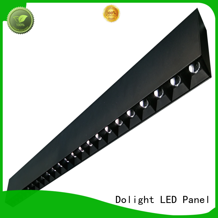 High-quality linear ceiling light recessed factory for school