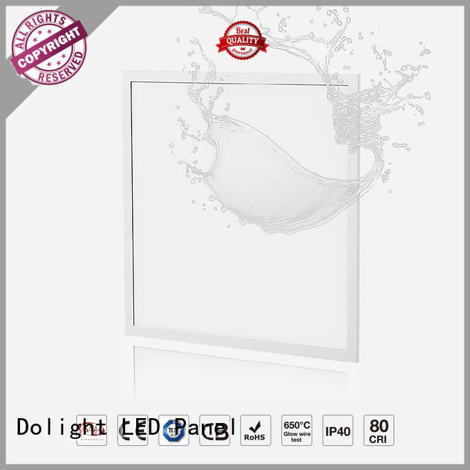 Dolight LED Panel Brand recessed ip65 led panel classic factory