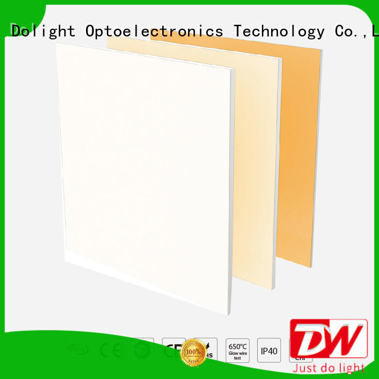 Dolight LED Panel cct led panel light online factory for retail / shopping