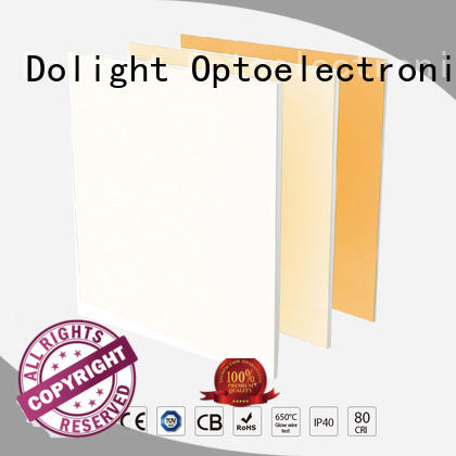 Dolight LED Panel Top recessed led panel light factory for retail / shopping