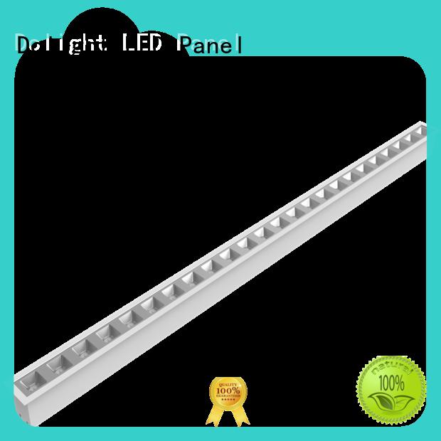 suspended linear led lighting led for shops Dolight LED Panel