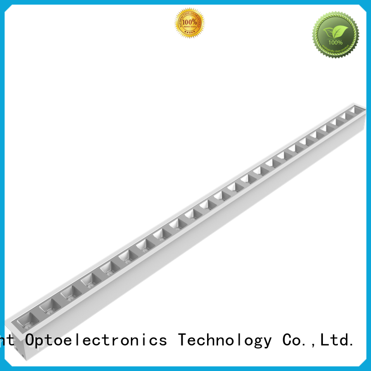 Dolight LED Panel opal suspended linear led lighting for business for corridor