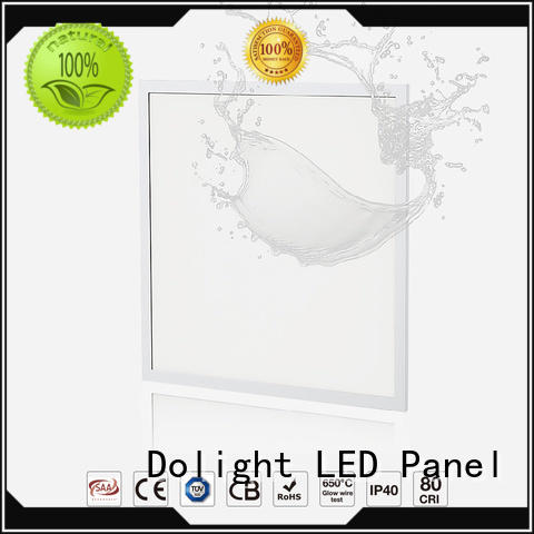 Dolight LED Panel Top ip rated led panel factory