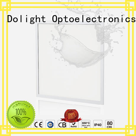 Dolight LED Panel flat ip rated led panel suppliers for hospital