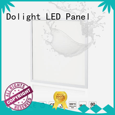 Dolight LED Panel light 600x600 led panel ip65 factory