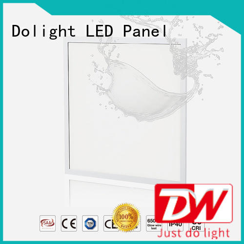 antibacterial panel panel led ip65 frontside Dolight LED Panel company