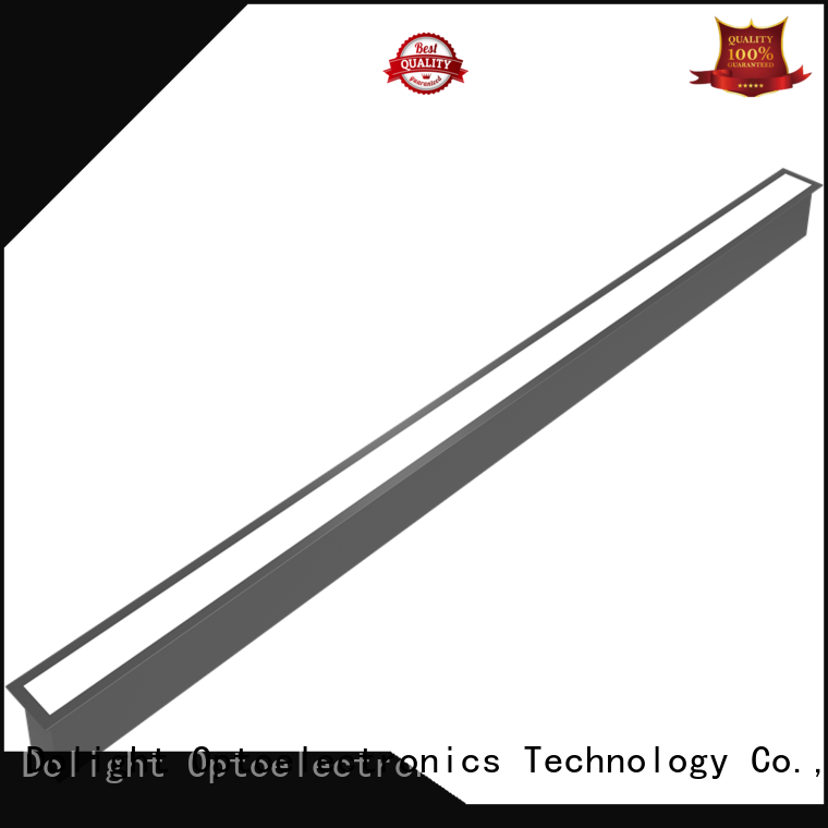 high quality commercial linear pendant lighting down manufacturer for school