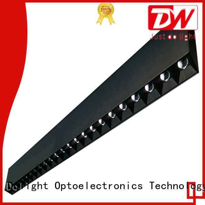 Dolight LED Panel flavor suspended linear led lighting supplier for school